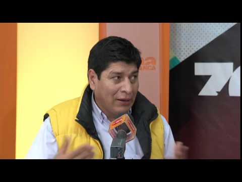 Entrevista con Isidoro Basaldúa, secretario del CEE del PRD en Guanajuato