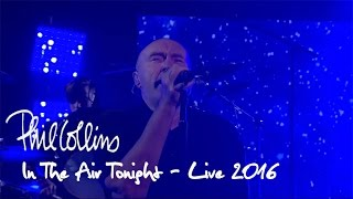 Phil Collins In The Air Tonight Live At The 2016 Us Open