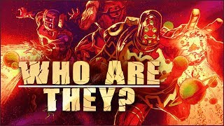 Who Are Marvel's Celestials?