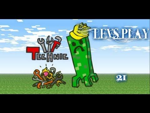 Technick Pack Ep. 21 - Farma na melouny, celý Quantum Suit