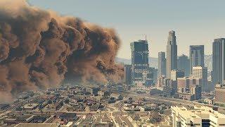 GTA 5 - The End Of Los Santos 8: Sandstorm Haboob
