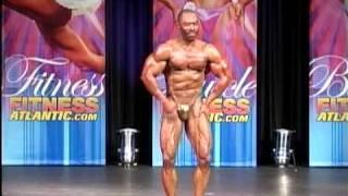 Natural Bodybuilder Hugh Ross 2006