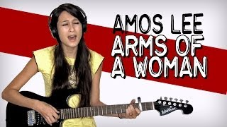 Arms Of A Woman - Amos Lee (cover)