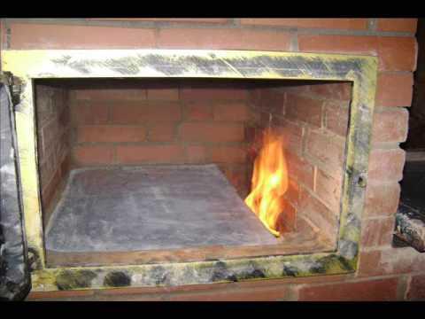 Como fazer forno a lenha de tijolo
