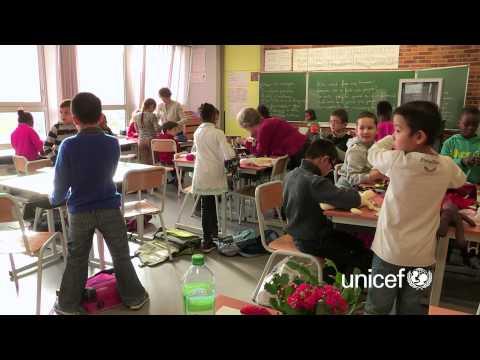 Frimousses des écoles UNICEF (1/5) : un beau projet !