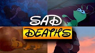 Top 10 Sad Disney Deaths (HD)