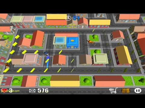Postal Pete for IOS Game Review