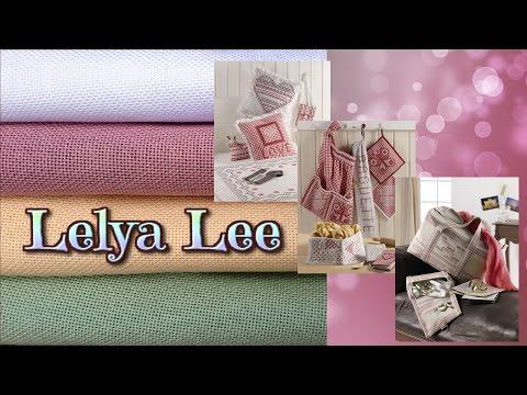 Вышивка крестом: РАВНОМЕРКА - определение размера, разметка, процесс вышивки { Lelya Lee }