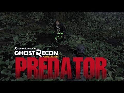 Ghost Recon Wildlands ll Killing The Ultimate Hunter Predator ll  PC 1080p 60FPS