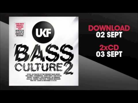 UKF Bass Culture 2 (CD1 Continuous Mix) (Dubstep/Electro)
