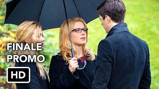 "Arrow 8x10 Promo ""Fadeout"" (HD) Season 8 Episode 10 Promo Series Finale"