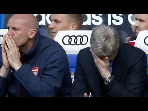 The Aftermath Show: Chelsea 6 Arsenal 0