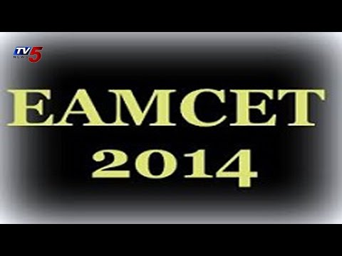 2014 EAMCET Engineering Counselling Notification Release : TV5 News