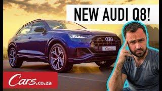 All-New Audi Q8 Review - Big, Bold, Worth it?