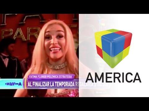 Escándalo con Fátima Florez