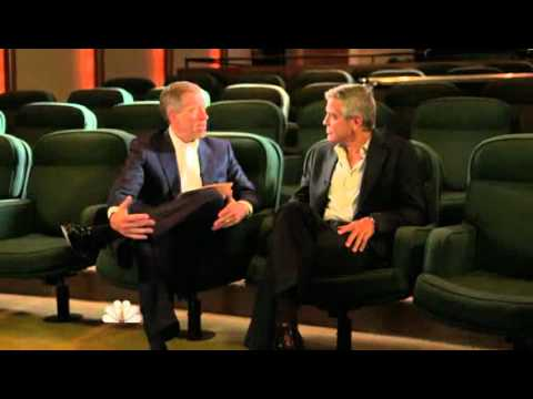 George Clooney Interview: On Films, Women, Shoes and Past Jobs (Part 1 of 3)