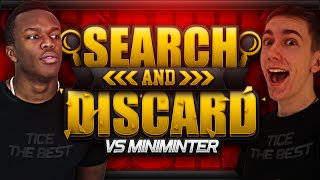 BIGGEST SEARCH AND DISCARD EVER!!!