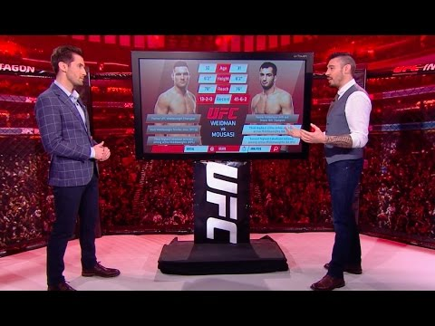 UFC 210: Inside the Octagon - Chris Weidman vs Gegard Mousasi