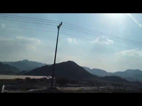 God's Country: Mountains in Madina, Saudi Arabia