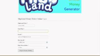 MigoLand Free Money Generator Online *No Downloaded Needed*