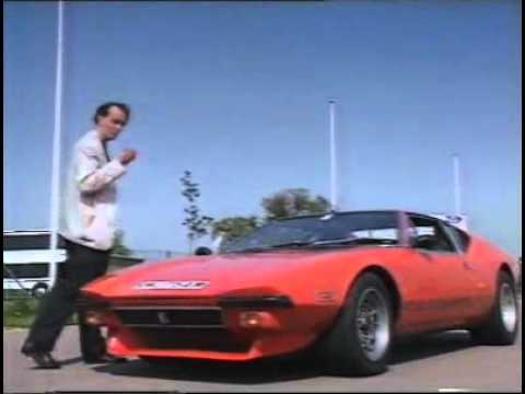 Old Top Gear season 1992 episode 8 part 1