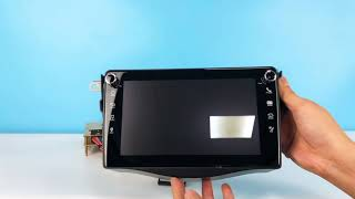 "New Toyota RAV4 2006-2012 Car Media Player 8"" IPS Screen Android Autoradio"