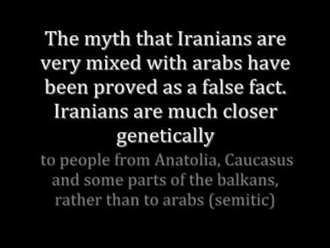 Population genetics of the Iranian Peoples (Updated 2013)