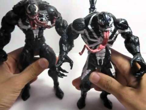 Custom Marvel legends Venom (Mac Gargan, Scorpion Stinger)