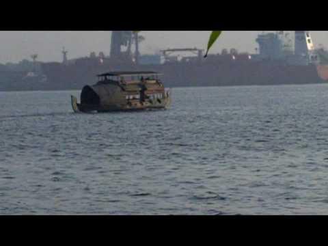 Kochi Harbour video
