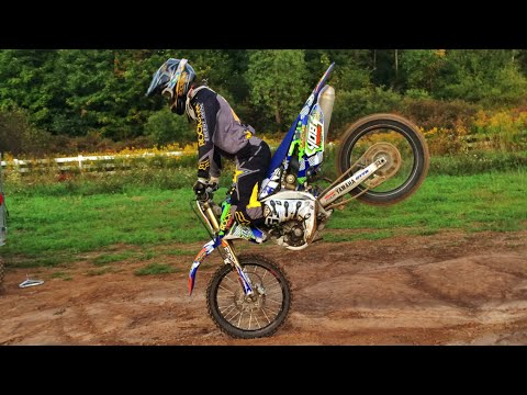 Grooming Motocross Report