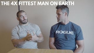 The 4x Champ Mat Fraser on the 2019 CrossFit Games