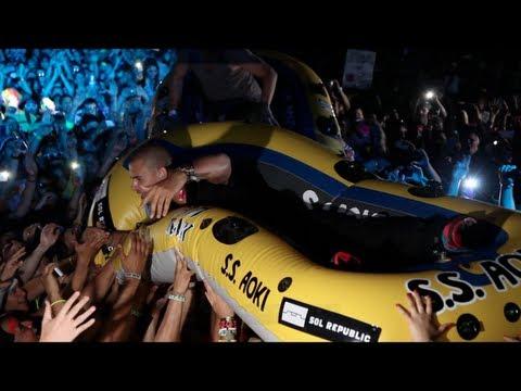 Afrojack EDC 2012