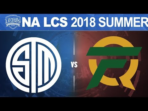 TSM vs FLY - NA LCS 2018 Summer Split Tiebreakers - Team SoloMid vs FlyQuest