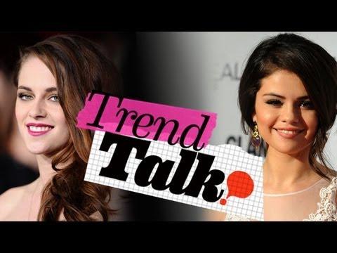 Kristen Stewart VS Selena Gomez VS Rihanna: Trend Talk with Sarah Austin! thumbnail