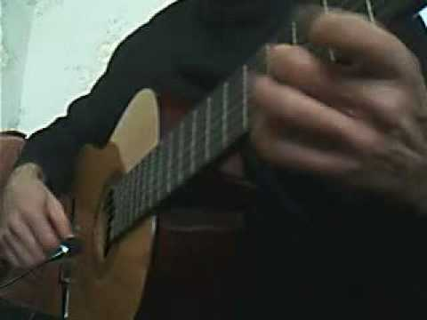 Sabicas Campina - Andaluza Alegrias (cover)