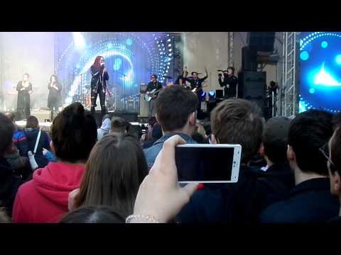 Stefanie Heinzmann - Diggin in the Dirt (Live in Hamburg)