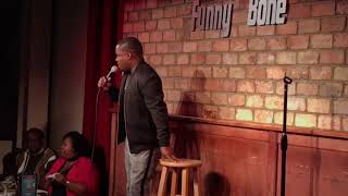 L👀KATCHA..... I SAID IT!?!?! Stand up comedy Laugh Giggle tmz WORLDSTAR