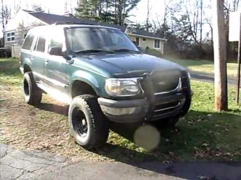 FOR SALE Lifted Ford Explorer 1996 Central CT 122012