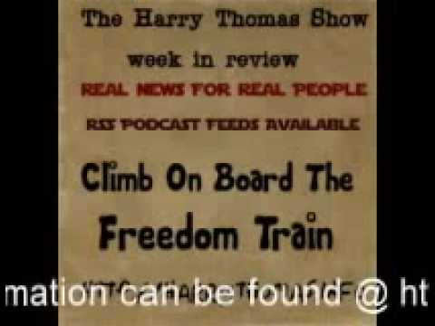 The Harry Thomas Show - Charlie Sheen Has 20 points about 9-11 and more 3 of 10