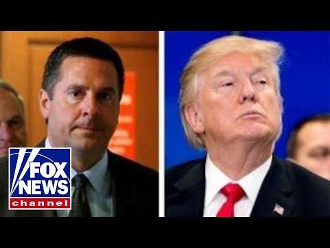 Nunes memo questions role of Trump dossier in FBI probe