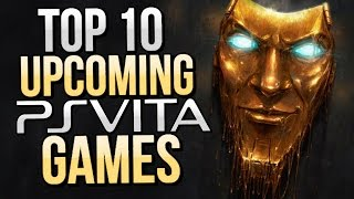 Top 10 Upcoming PS Vita Games (2016-2017) [HD]