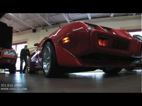 1979 Pontiac Trans Am Pro Touring FOR SALE flemings ultimate garage