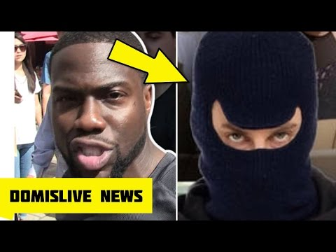 Kevin Hart Roast'd Robber Who Stole $500,000 of Jewelry From His House