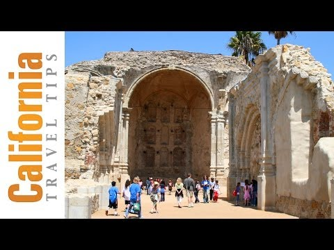 Mission San Juan Capistrano Travel Guide