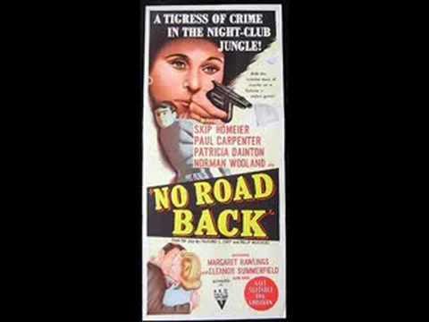 ORIGINAL MOVIE POSTERS - B Grade Film Noir and Crime 4
