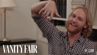 "Wyatt Russell on Keeping Up with Channing Tatum: ""He's Like a Spider Monkey"""