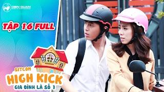 Gia đình là số 1 sitcom | tập 16 full: Thu Trang bàng hoàng khi con trai Phát La bị bạn gái tát