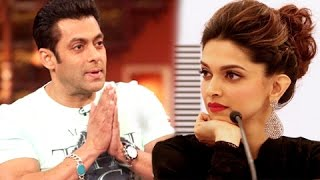 Salman Khan Begs Deepika Padukone To Work With Her | Bigg Boss 10 | xXx Return of Xander Cage