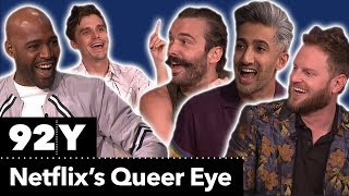 Netflix's Queer Eye in Conversation