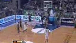 PANATHINAIKOS-SIENA 77-76 PANATHINAIKOS HIGHLIGHTS